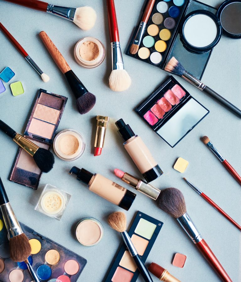 Objects for makeup